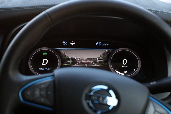 Connected Car to Autonomous Driving