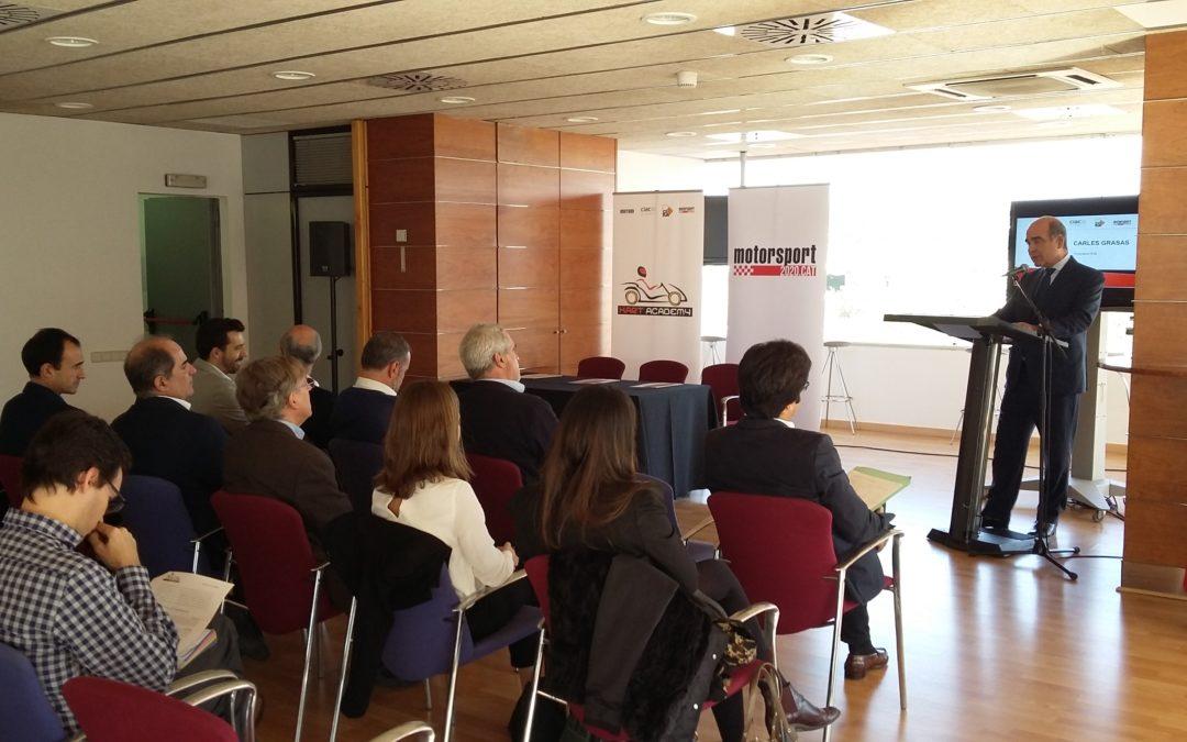 STA, en colaboración con el CIAC y la FCA ha presentado el proyecto Kart Academy