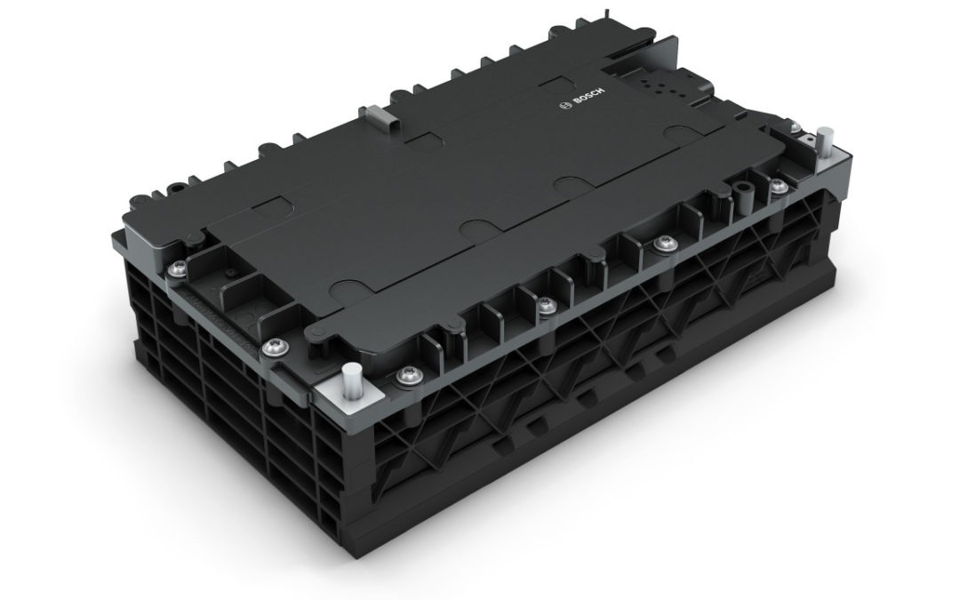 Nueva batería híbrida de Bosch