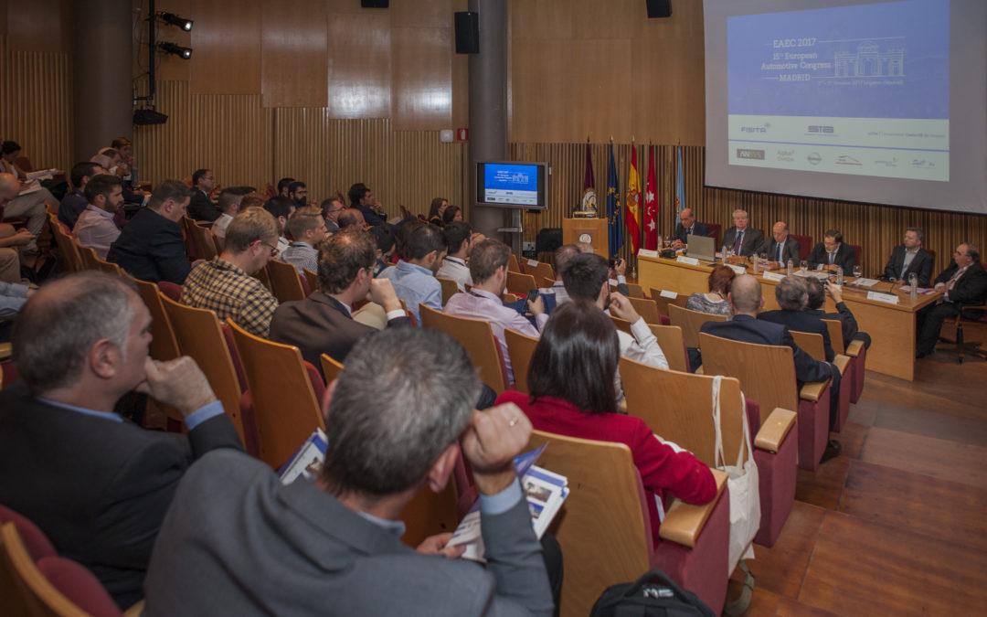 El 15º Congreso EAEC, celebrado en la Universidad Carlos III
