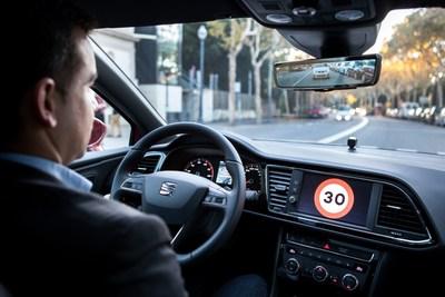 SEAT presenta el concept car León Cristóbal en el marco del Smart City Expo