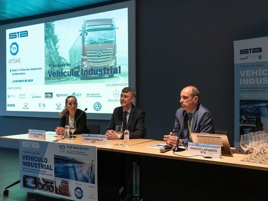 Jornada STA «Vehículo Industrial» en Automobile Barcelona 2019