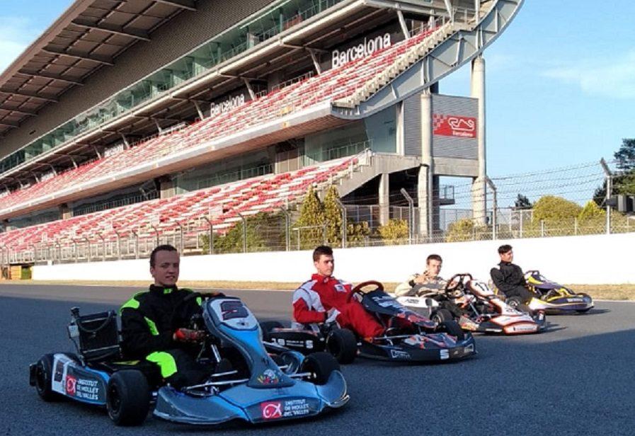 La Kart Academy celebra con éxito su segunda edición
