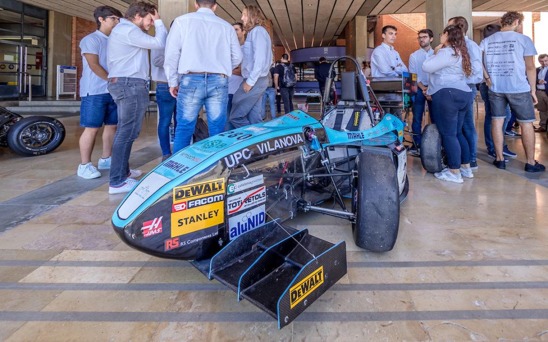 Presentación 11ª edición Formula Student Spain 2020