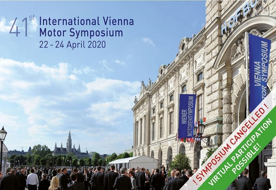 "International Vienna Motor Symposium 2020 ""Virtual Congress"""