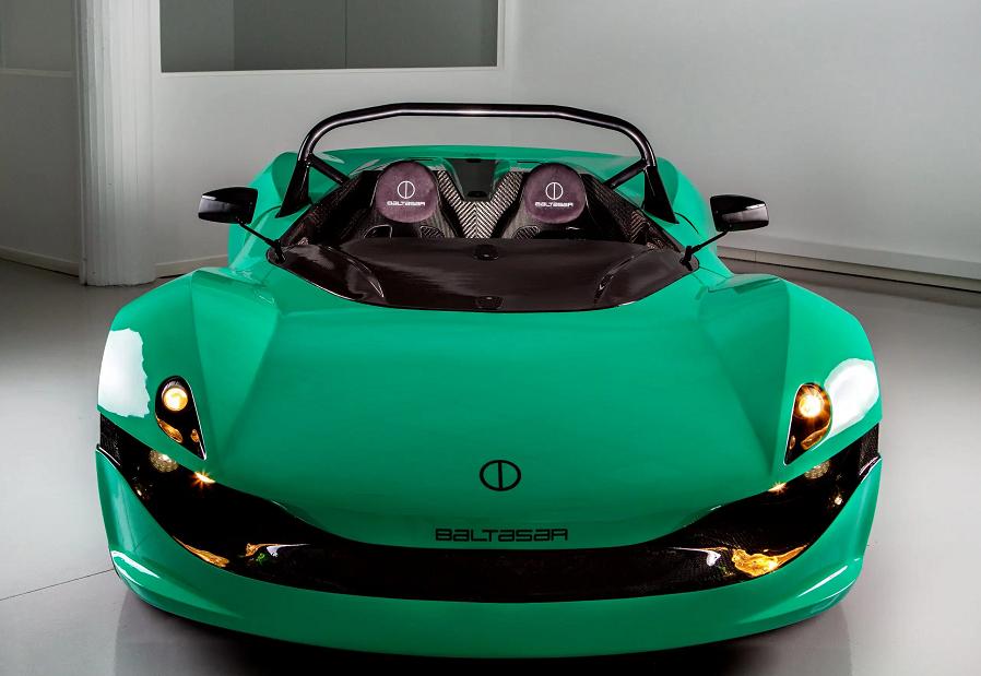 Una nueva marca de coches ha nacido en Barcelona
