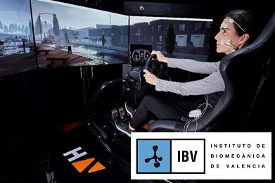 Nuevo simulador de conducción dinámico HAV