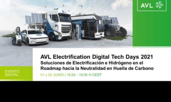 AVL Electrificación Digital Tech Days