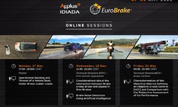 Applus+ IDIADA en el FISITA EuroBrake 2021